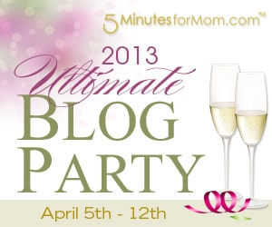 2013 Ultimate Blog Party #UBP13