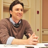 Zach Braff Shares About His Role as Finley in Oz the Great and Powerful