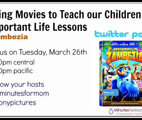 Join us For Our Next Twitter Party on March 26th #zambezia