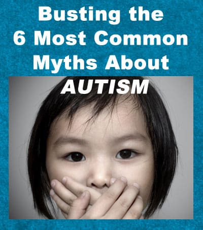 autism myths