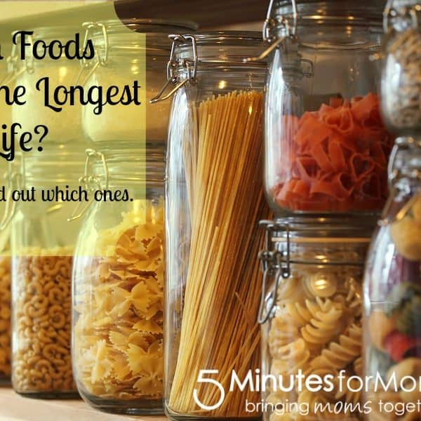 Which Foods Store Best Long Term?