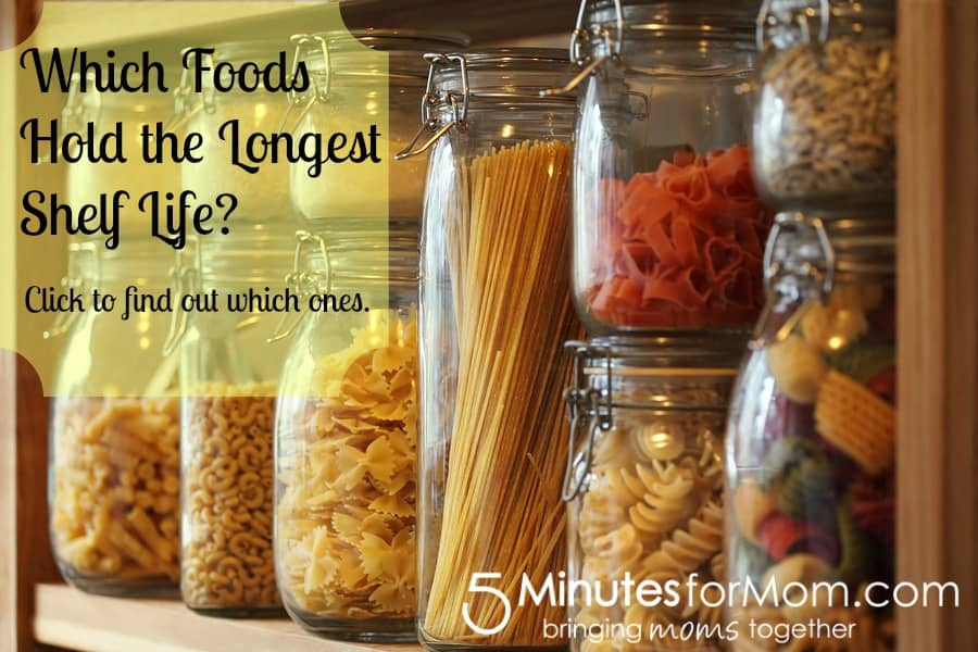 Which Foods Store Best Long Term 5 Minutes For Mom
