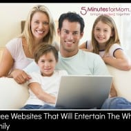 Family Movie Night: Three Websites That Will Entertain The Whole Family