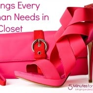 3 Things Every Woman Needs in Her Closet plus $100 Kohl's Giveaway)