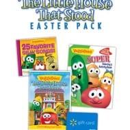 Veggie Tales Easter Basket Giveaway