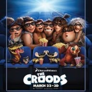 Enter to Win 2 Tickets to See The Croods in Theater (Giveaway)