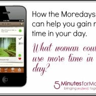 Managing your Days Efficiently with Moredays