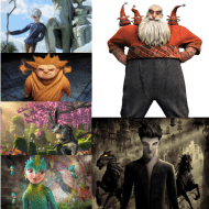 Rise of the Guardians DVD {Giveaway}