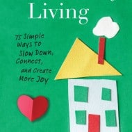 Slow Family Living {Review and Giveaway}