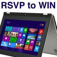 This is How Easy it is to Win Our Windows 8 PC Giveaway…