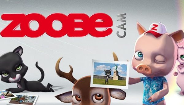 Send E-Cards for Free with the Zoobe Cam App