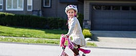 Thumbnail image for Wordless Wednesday – First Bike Ride