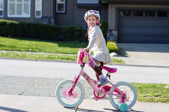 wordless-wednesday-olivia-first-bike