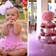 1st Birthday Party Themes for Baby Girls