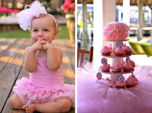 1st birthday party themes for baby girls 5 minutes for mom