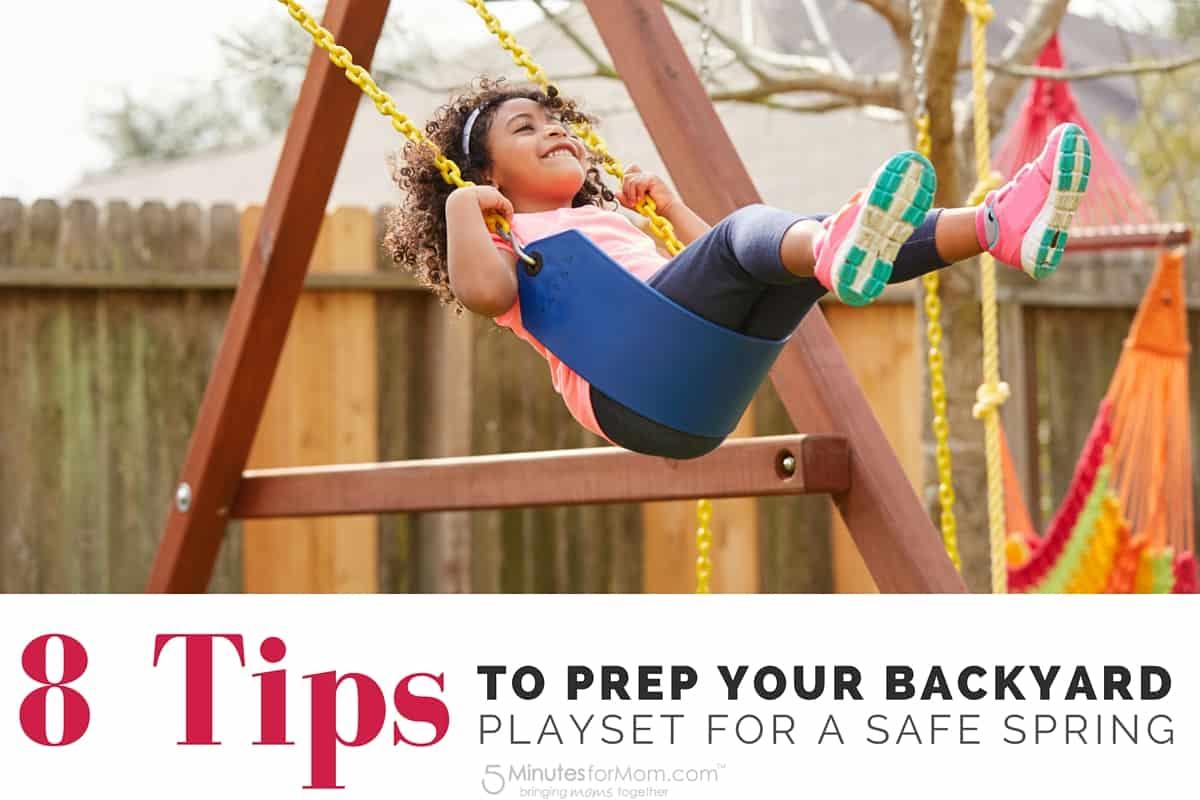 8 Tips to Prep Your Backyard
