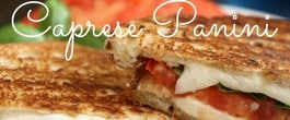 Thumbnail image for Caprese Panini
