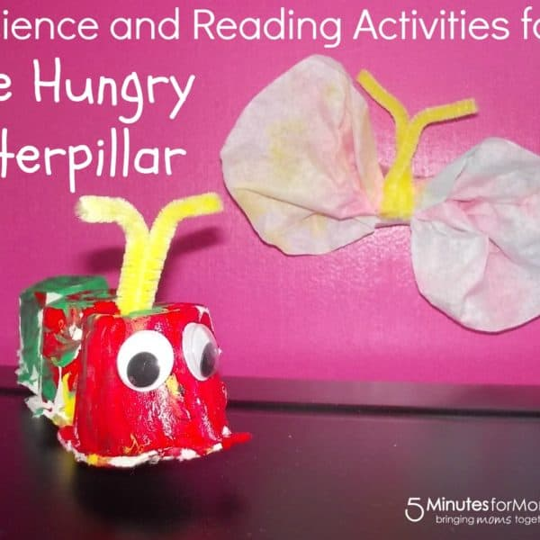 Explore Science and Reading with The Hungry Caterpillar