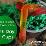 Dirt Cups for Earth Day