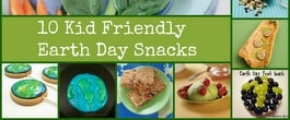 Thumbnail image for Kid Friendly Earth Day Snacks