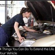 4 Things You Can Do to Extend the Life of Your Vehicle