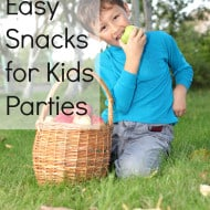 Fun and Easy Snacks for Kids Parties