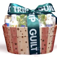 Mother's Day Giveaway- The Guilt Trip Gift Basket