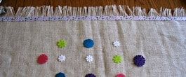 Thumbnail image for Create Your Own Burlap Table Runner