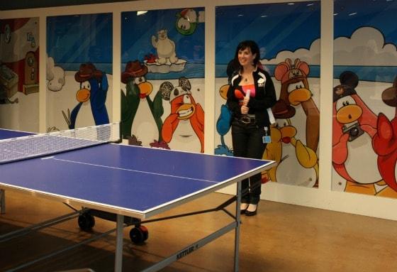 Club Penguin Game Room