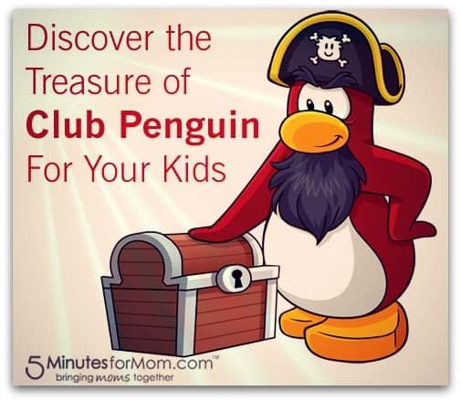 Discover Club Penguin