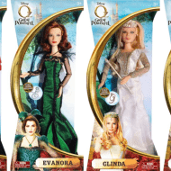 Oz the Great and Powerful Dolls from TollyTots (plus Giveaway)