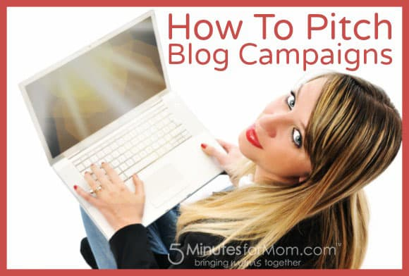 How To Pitch Blog Campaigns To Brands – #WorkAtHome Strategy Hour
