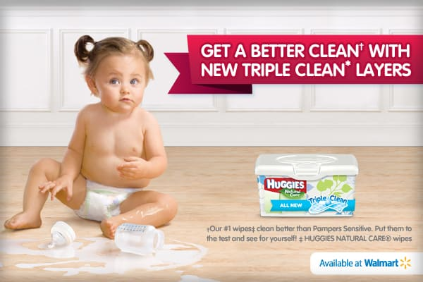 101 Uses Of Huggies 174 Wipes Because Kids Outgrow Diapers