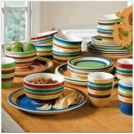 Mother's Day Giveaway – Sante Fe Dinnerware Collection from Brylane Home