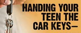 Thumbnail image for Teen Driving Safety and How You Both Can Agree on Some Guidelines