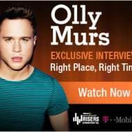 "Olly Murs ""Right Place, Right Time"" Giveaway"