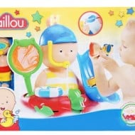 Bathtime with Caillou Prize Pack {Review and Giveaway}