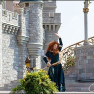 Princess Merida's Induction into the Disney Princess Royal Court