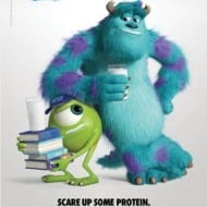 """Mike and Sulley's New """"Got Milk"""" Ad"""