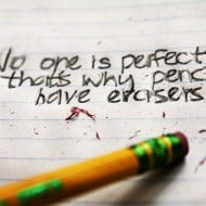 Gripped by Perfectionism