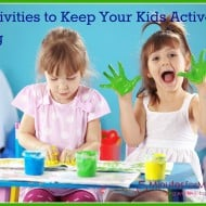 32 Activities to Keep Your Kids Active This Spring