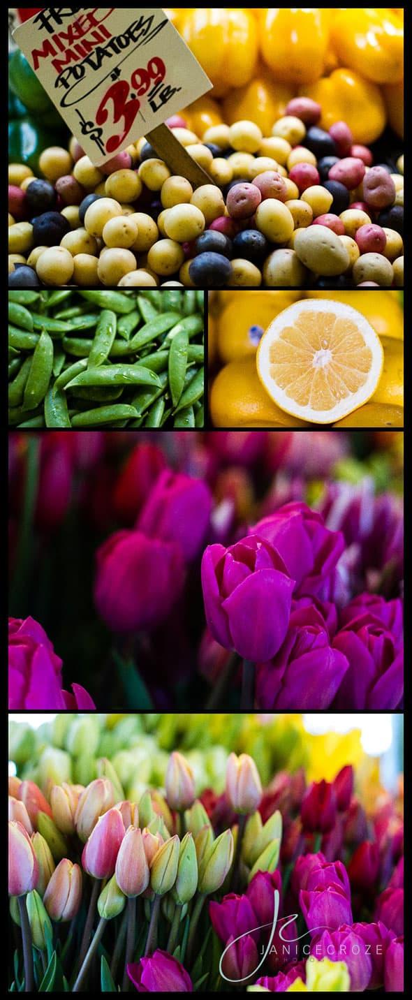 Pike Place Market - color