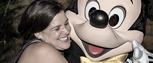 Thumbnail image for Wordless Wednesday — Mickey Love at Disney Social Media Moms 2013
