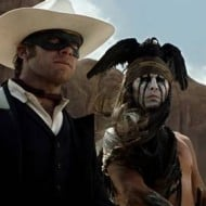 The Lone Ranger- New Trailer Available
