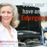 Does Your Family Have an Emergency Plan? EDNA Can Help (giveaway)