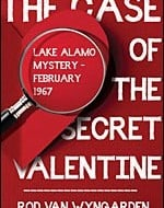 The Case of the Secret Valentine Review and Giveaway {5 winners}