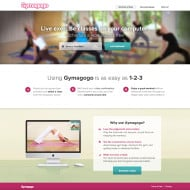 Exercise in the Comfort of Your Own Home with Gymagogo (Giveaway)