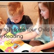 Reading With Your Kids – Inspiring a Love of Reading