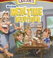 Whit's End Mealtime Devotions Review and Giveaway