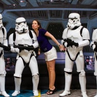 Wordless Wednesday — You Can't Kiss a Storm Trooper